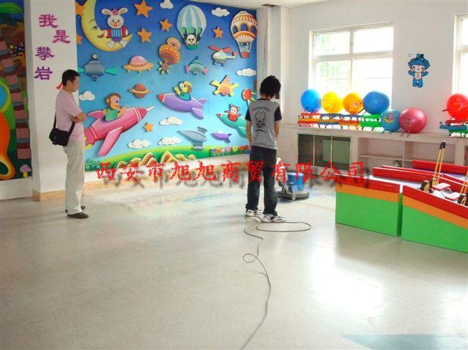 幼儿园,地面保洁案例
